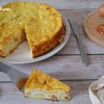 torta pasquale di semolino : il migliaccio di pasqua