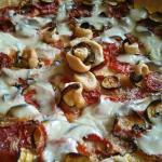 Torta salata all'italiana con pasta brisè