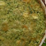 Torta veloce di zucchine