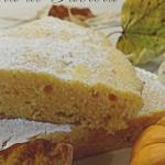 torta zucca ricotta al microonde (solo 9 minuti di cottura)