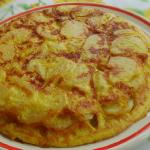 Tortilla di patate (bimby)