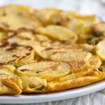 Tortilla spagnola alle patate