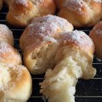 Trecce brioche con lo zucchero - ricetta passo passo