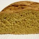 Un pane insolito ma buono.... Pane integrale con cachi