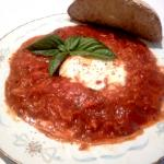 uova in purgatorio (ova 'mpriatorio) - le ricette di max
