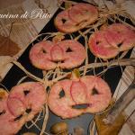 Zucchette di Halloween / Halloween cookies