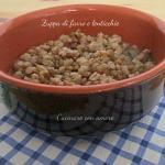 Zuppa di farro e lenticchie