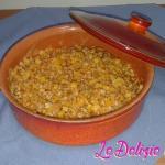 Zuppa di farro patate e verza