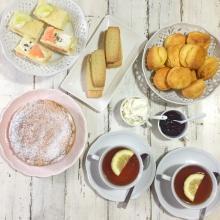 afternoon tea per mtchallenge