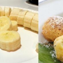 banane fritte dolci o salate