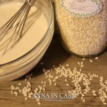 Besciamella di riso