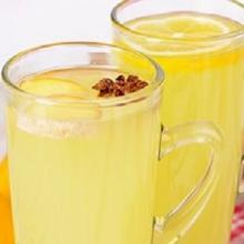 Bevanda dimagrante allo zenzero (bimby)