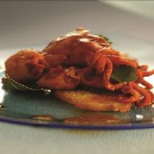 Calamari al pomodoro