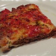 Carne trita alla pizzaiola