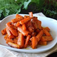 carote al forno al marsala