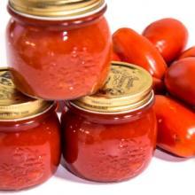 conserva di pomodoro (bimby)