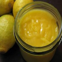 Crema al limone (bimby)