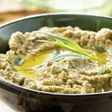 Crema di olive e carciofi (bimby)