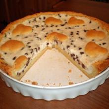 Crostata ricotta e cacao (bimby)