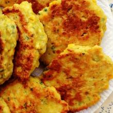 frittelle di patate e tonno