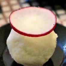 Gelato di parmigiano