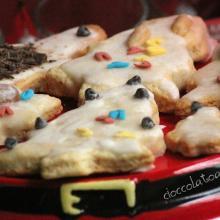 I biscotti per natale