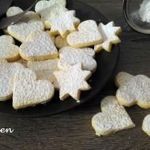 I risetti: i miei biscotti con farina di riso ( gluten free)