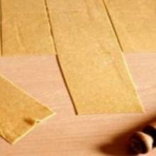 Lasagne fatte in casa