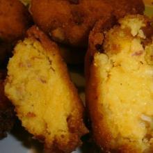 Migliacciello, ricetta salata del carnevale napoletano