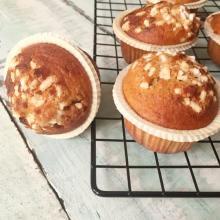 Muffin al cappuccino