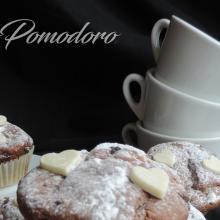 Muffin alla zucca e gocce di cioccolato (senza burro)