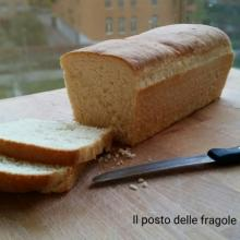 PAN BAULETTO LIGHT: senza grassi!!!