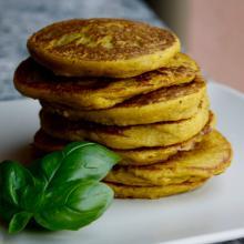 Pancakes? Si ma salati!!!