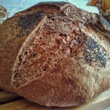 Pane al sapore di sicilia con lievito madre