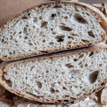 pane con grano tenero autonomia b