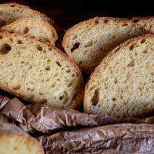 pane con grano tridordeum con sosta in frigo