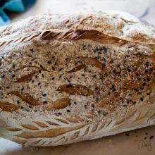 pane con sette cereali – profumo di paese