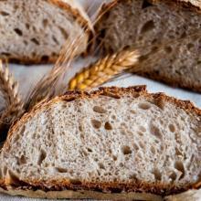 Pane fatto in casa impastato a mano