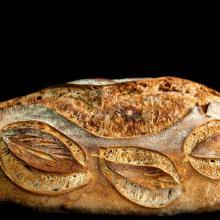 pane senza impasto e senza pieghe