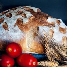 pane senza pieghe a lievitazione mista