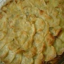 Patate e acciughe al forno