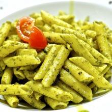 Penne Al Pesto di Zucchine e Menta