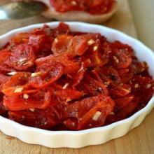 pomodori confit (ricetta originale)