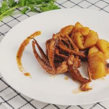 Ricetta totani e patate