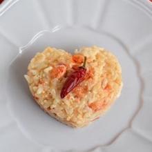 risotto di san valentino