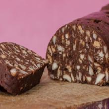 Salame di cioccolato (bimby)
