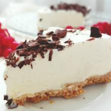 Semifreddo alla vaniglia (no baked)