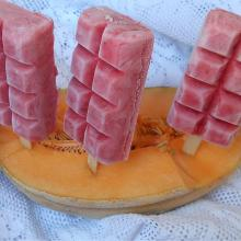 stecchi alle fragole e yogurt
