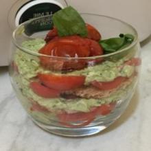 Tiramisu' salato estivo (bimby)