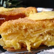 Torta all'ananas: la torta che si prepara in 5 minuti